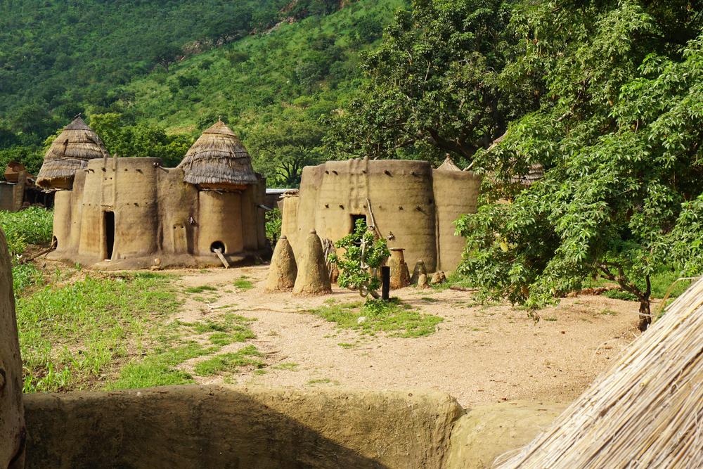 Le Koutammakou au Togo