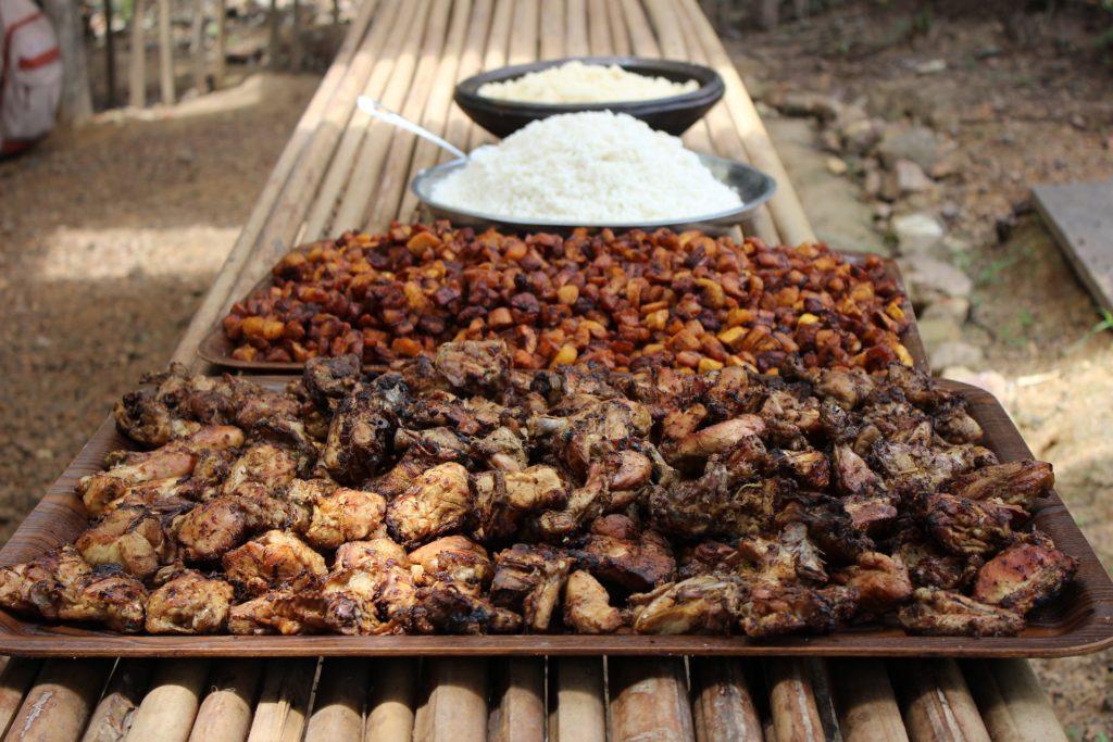 Les plats culinaires au Cambodge Eric et Julie Duval