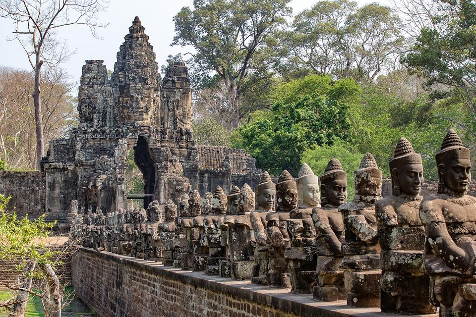 Guide pour visiter les temples du Cambodge